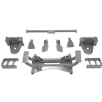 GM 60-62 C10 Truck - Front Air-Bag Dropmember System